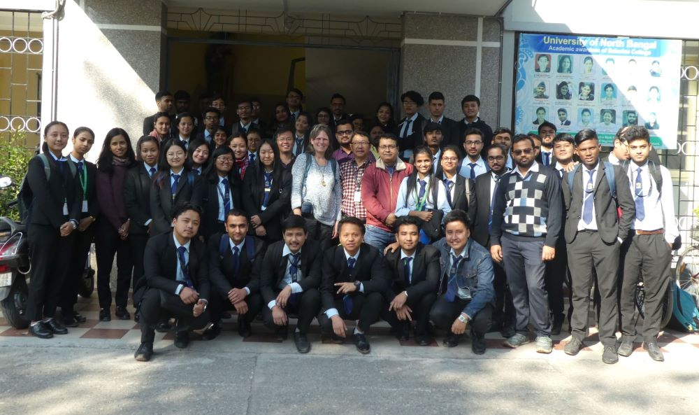 Development of a Renewable Energy Concept for the Salesian College in Darjeeling